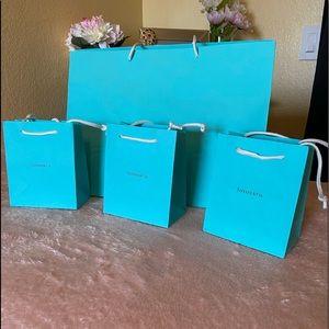 Tiffany & Co. Shopping Bags